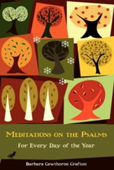 Meditations on the Psalms: For Every Day of the Year - eBook