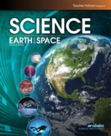 Science: Earth and Space Teacher's  Edition Volume 2