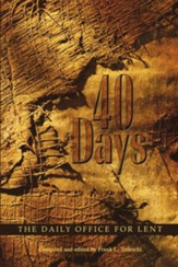 40 Days: The Daily Office for Lent - eBook