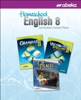 Grade 8 Homeschool English Curriculum Lesson Plans