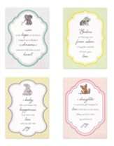 Cute and Cuddly, New Baby Cards, Box of 12