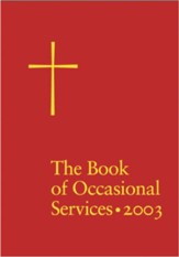Book of Occasional Services 2003 - eBook