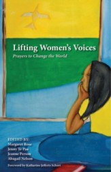 Lifting Women's Voices: Prayers to Change the World - eBook