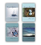 New Life Baptism Cards, Box of 12