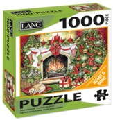 Christmas Warmth, 1000 Piece Puzzle