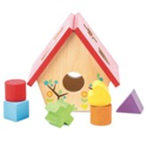 My Little Bird House Shape Sorter