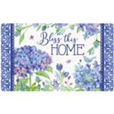Bless This Home, Petals and Patterns, Mat