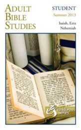 Adult Bible Studies Student Book Summer 2013 - Regular Print Edition - eBook