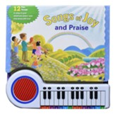 Songs of Joy and Praise, St. Joseph Piano Book, Board Book