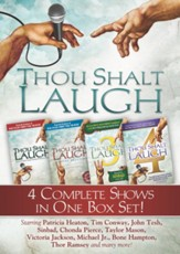 Thou Shalt Laugh Volumes 1-4, Box Set DVD