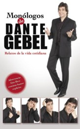 Monologos de Dante Gebel: Stories of the Daily Life - eBook