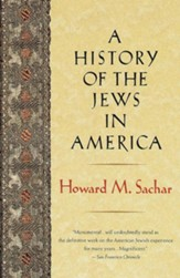 A History of the Jews in America - eBook