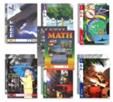 ACE Grade 4 Comp Curriculum (7  Subjects), Single Student Complete PACE & Score)