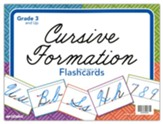 Cursive Form Flashcards (Grade 3)