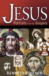 Jesus: Portraits from the Gospels - eBook