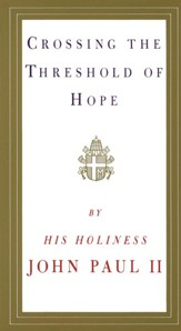 Crossing the Threshold of Hope - eBook