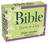 2020 Bible Verses Mini Day-To-Day Calendar