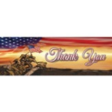 Thank You, Troops Memorial, Signature Sign