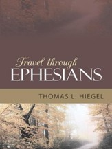Travel through Ephesians - eBook