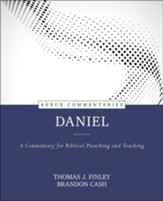 Daniel: A Commentary for Biblical Preaching and Teaching-Kerux Commentaries