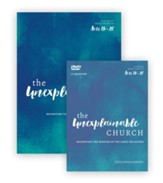 The Unexplainable Church DVD Study Pack: Reigniting the Mission of the Early Believers (A Study of Acts 13-28)