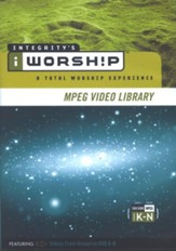 iWorship MPEG Video Library: Volumes K - N, DVD-ROM