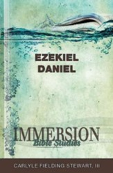 Immersion Bible Studies - Ezekiel, Daniel - eBook