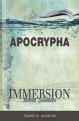 Immersion Bible Studies - Apocrypha - eBook