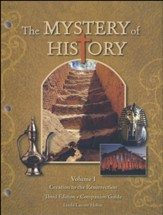 Companion Guide for The Mystery of History, Volume 1 (3rd Edition)