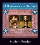 All American History Volume 1 Student Reader with Companion Guide Download