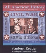 All American History Volume 2 Student Reader with Enhanced Companion Guide Download