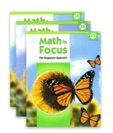 Math in Focus: The Singapore  Approach Grade 3 Second Semester Homeschool Package