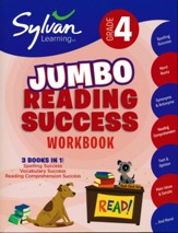 Fourth Grade Super Reading Success (Sylvan Super Workbooks)
