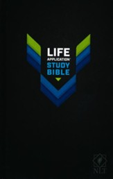 NLT Boys Life Application Study Bible, Hardcover