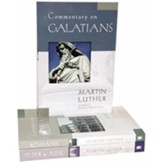 Romans, Galatians, 1 & 2 Peter and Jude, 3 Volumes: The Essential Martin Luther Commentary