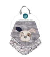 Decco Pup Bibs, Set of 2