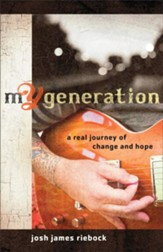 mY Generation: A Real Journey of Change and Hope - eBook