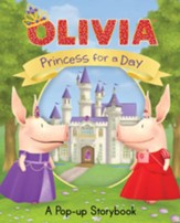 Princess for a Day: A Pop-up Storybook