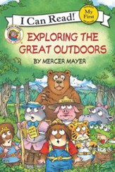 Little Critter: Exploring the Great Outdoors, hardcover