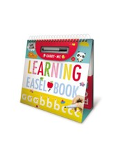 Wipe-Clean Carry-Me Easel Book Learning
