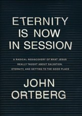 Eternity is Now in Session, Hardcover Book  - Slightly Imperfect