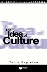The Idea of Culture - eBook