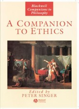 A Companion to Ethics - eBook