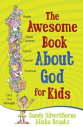 Awesome Book about God for Kids, The - eBook