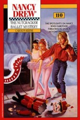 The Nutcracker Ballet Mystery - eBook
