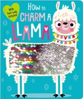 How to Charm a Llama Boardbook