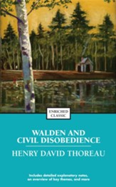 Walden and Civil Disobedience / Special edition - eBook