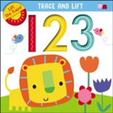 123 Trace and Lift Boardbook