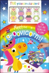 Meet the Groovicorns Playhouse Boxset