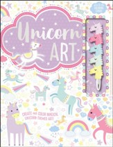 Unicorn Art Book